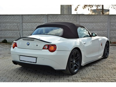 BMW Z4 E85 Master Rear Wing Extension