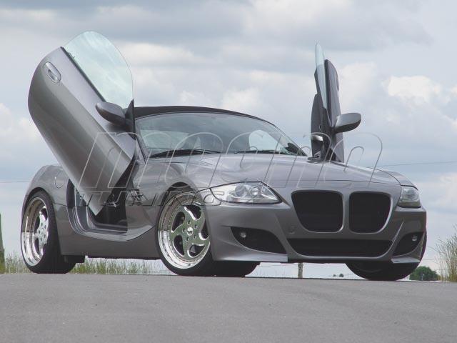 Bmw Z4 E85 Nx Front Bumper