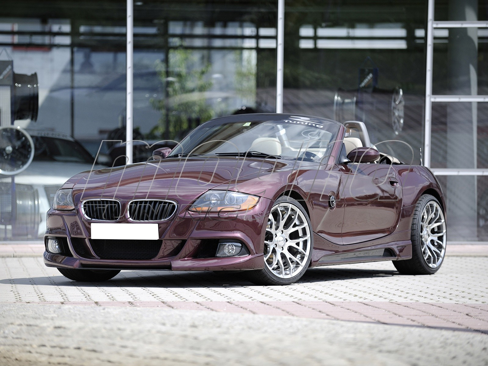 bmw z4 e85 recto front bumper. Black Bedroom Furniture Sets. Home Design Ideas