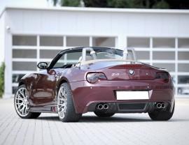 BMW Z4 E85 Recto Rear Bumper Extension