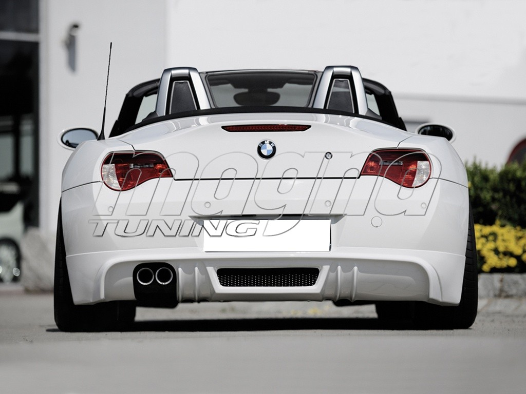 Bmw Z4 E85 Vortex Body Kit