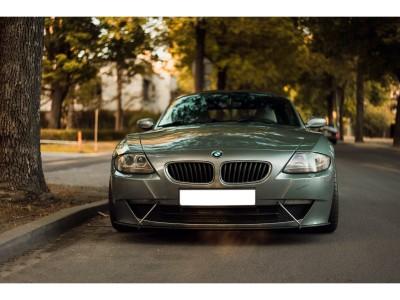 BMW Z4 E86 Racer Front Bumper Extension