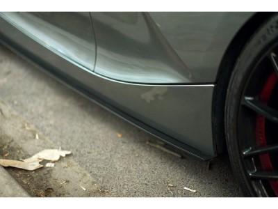 BMW Z4 E86 Racer Seitenschwelleransatze