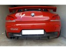 BMW Z4 E89 DTM-Look Carbon Fiber Rear Bumper Extension