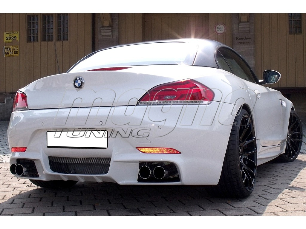 bmw z4 e89 r line rear bumper. Black Bedroom Furniture Sets. Home Design Ideas