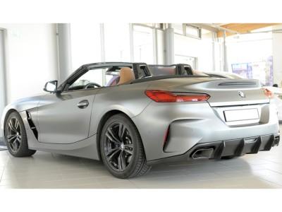BMW Z4 G29 Razor Rear Bumper Extension