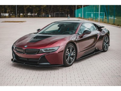 BMW i8 MX Front Bumper Extension