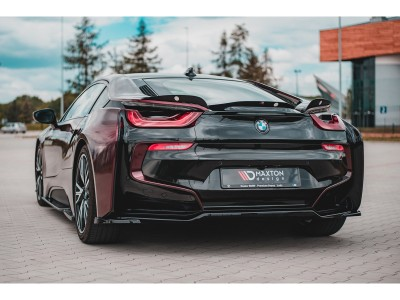 BMW i8 MX Rear Bumper Extension