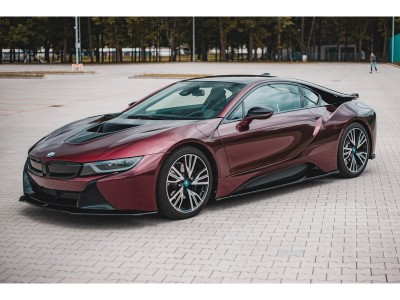 BMW i8 MX Side Skirt Extensions
