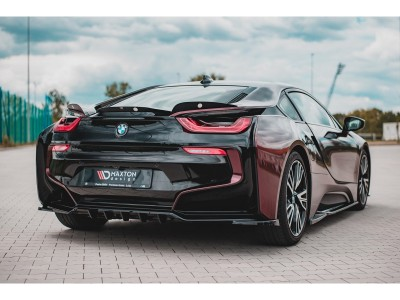BMW i8 MX2 Heckansatz