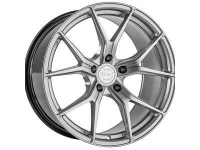 Barracuda Inferno Silver Wheel