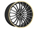 Barracuda Le Mans Janta Matt Black Polished/CTY