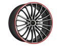 Barracuda Le Mans Matt Black Polished/CTR Wheel