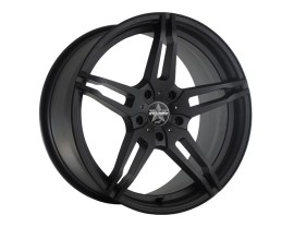 Barracuda Starzz Matt Black Wheel