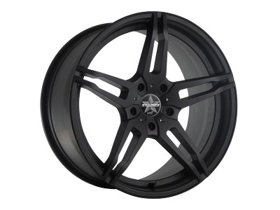 Barracuda Starzz Matt Black Wheel