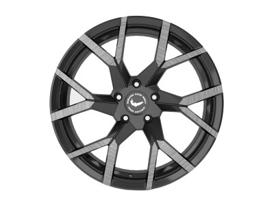 Barracuda Tzunamee Evo Gunmetal Brushed Wheel