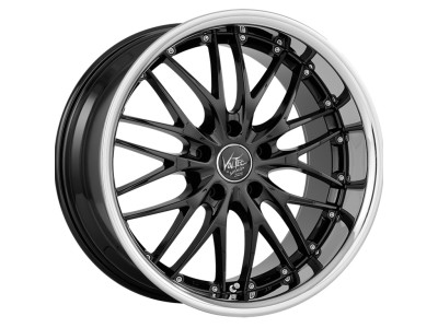 Barracuda Voltec T6 SUV Higloss Black Inox Lip Alufelni