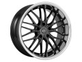 Barracuda Voltec T6 SUV Higloss Black Inox Lip Wheel