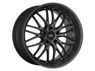 Barracuda Voltec T6 SUV Matt Black PureSports Wheel