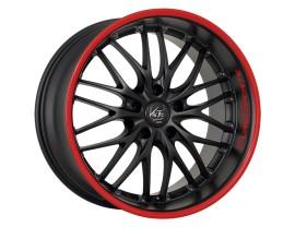 Barracuda Voltec T6 SUV Matt Black PureSports/CTR Wheel