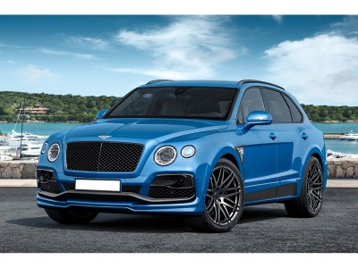 Bentley Bentayga Stenos Wide Body Kit