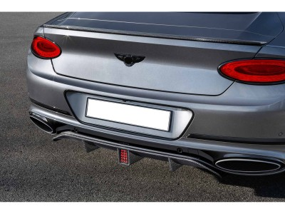Bentley Continental GT / GTC MK3 Stenos Carbon Fiber Rear Wing