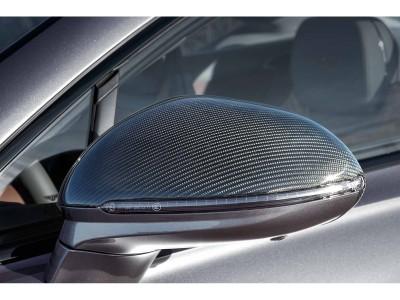 Bentley Continental GT / GTC MK3 Stenos Carbon Spiegelabdeckungen