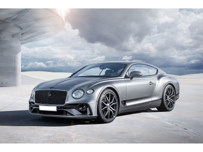 Bentley Continental GT / GTC MK3 Stenos Front Bumper