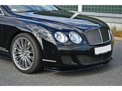 Bentley Continental GT MX Front Bumper Extension