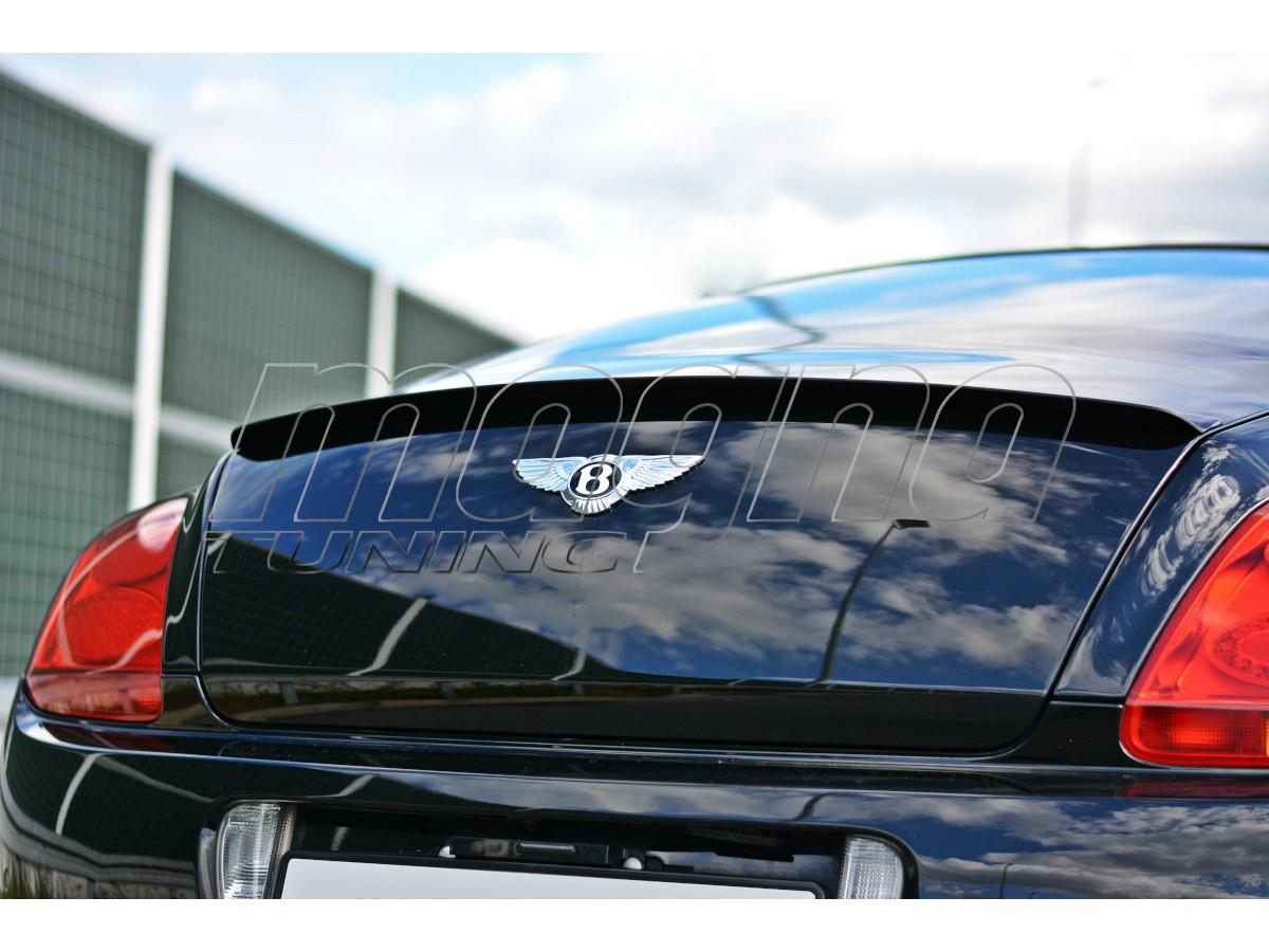 Bentley Continental GT MX Heckflugelaufsatz