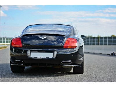 Bentley Continental GT MX Rear Bumper Extension