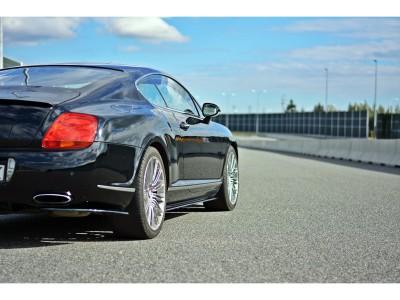 Bentley Continental GT MX Side Skirt Extensions