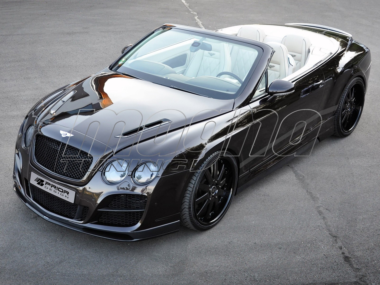 bentley continental gt gtc body kit exclusive. Black Bedroom Furniture Sets. Home Design Ideas