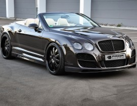 Bentley Continental GT/GTC Exclusive Body Kit