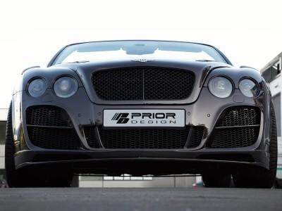 Bentley Continental GT/GTC Exclusive Frontstossstange