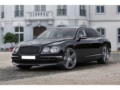 Bentley Flying Spur Stenos Carbon Frontansatz