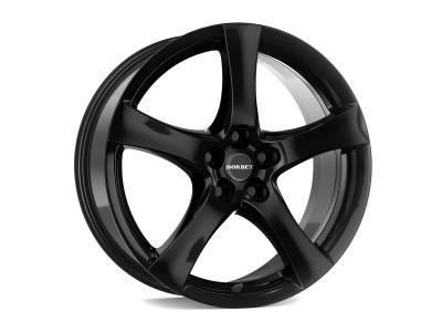 Borbet Classic F Black Glossy Felge