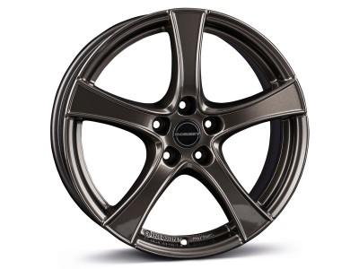 Borbet Classic F2 Mistral Anthracite Glossy Wheel