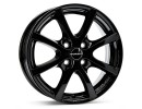 Borbet Classic LV4 Black Glossy Felge