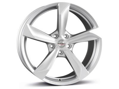 Borbet Classic S Brilliant Silver Wheel