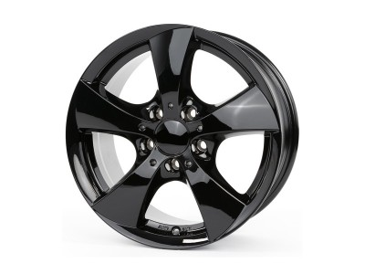 Borbet Classic TB Black Glossy Wheel