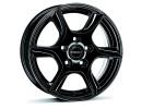 Borbet Classic TL Black Glossy Wheel