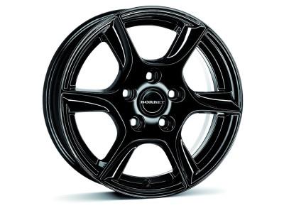 Borbet Classic TL Janta Black Glossy
