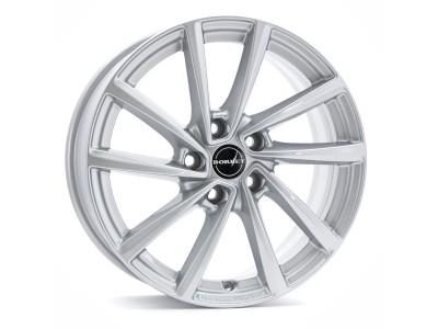 Borbet Classic V Crystal Silver Wheel