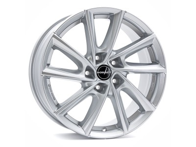 Borbet Classic VT Crystal Silver Wheel