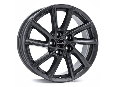 Borbet Classic VT Mistral Anthracite Glossy Wheel