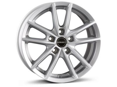 Borbet Classic W Crystal Silver Wheel