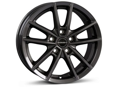 Borbet Classic W Mistral Anthracite Glossy Wheel