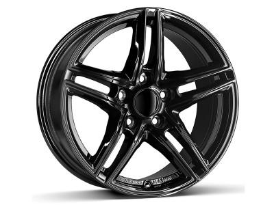 Borbet Classic XR Black Glossy Wheel