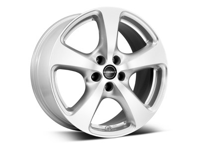 Borbet Commercial CC Crystal Silver Wheel